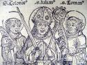 Saints Kilian, Colonat, Totnan